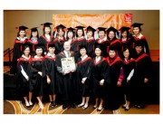 With CT ABRSM graduates, Singapore 2012