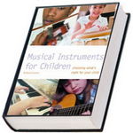 Musical Instruments for Children by Richard Crozier
